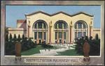 North Elevation.Machinery Hall