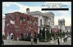 On the Plaza de Panama, San Diego, Panama California Exposition