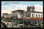 Commerce and Industry Building, San Diego Panama-California Exposition