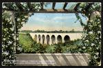 Puente Cabrillo through lower pergola, Panama-California Exposition, San Diego, Cal., 1915