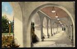 A colonnade, Panama-California Exposition, San Diego, Cal., 1915