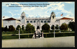 Front view of Southern California Counties Building, Panama-California Exposition, San Diego, Cal., 1915