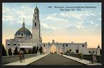 West-gate, Panama-California Exposition, San Diego, Cal., 1915