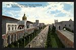 Del Prado looking East, Panama-California Exposition, San Diego, Cal. 1915