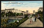 Botanical Court, Panama-California Exposition, San Diego, 1915
