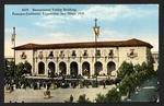 Sacramento Valley Building, Panama-California Exposition, San Diego, 1915