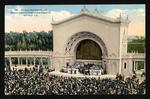 Afternoon pipe organ recital, Panama-California International Exposition, San Diego, Cal