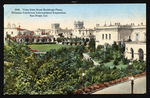 Vista from state building plaza, Panama-California International Exposition, San Diego, Cal