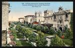 El Prado showing the Canadian Building, Panama-California International Exposition, San Diego, Cal
