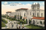 Canadian Building, Panama-California International Exposition, San Diego, Cal