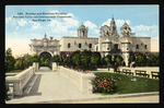 Russian and Brazilian Building, Panama-California International Exposition, San Diego, Cal