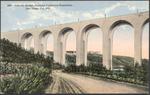 Cabrillo Bridge, Panama-California Exposition, San Diego, Cal. 1915