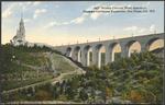 Puente Cabrillo, West Approach