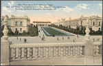 Plaza de Panama from Pipe Organ, Kern and Tulare Sacramento Valley, San Joaquin Valley Buildings