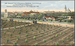 General View Exposition Buildings, Citrus orchard and Model Farm in foreground