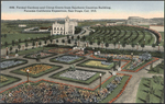 Formal Gardens and Citrus Grove from Southern Counties Building