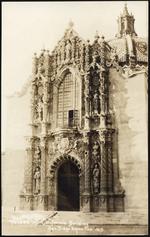 Facade of California Building