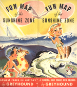 Fun map of the sunshine zone