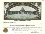 Universal exposition, 1803-1904