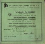 Deutscher Fussball-Bund, E.V