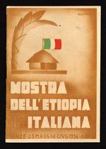 Catalogo della mostra dell'Etiopia italiana