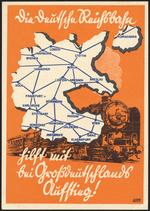 Die Deutsche Reichsbahn hilft mit