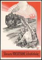 Unsere Deutsche Reichsbahn