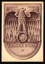 2 Jahre NSDAP im Generalgouvernement