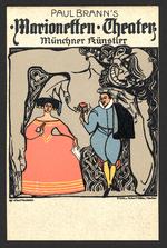 Paul Brann's Marionetten Theater, Münchner Künstler