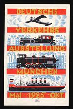 Deutsche Verkehrs-Ausstellung, München 1925