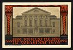 Deutsche Nationalversammlung in Weimar, 1919