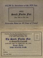 The South Florida Fair and Gasparilla Carnival