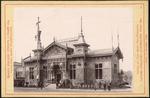 Pavilon Frant. hrabÄ›te Thun-Hohenstein = Pavillon des Franz Grafen Thun-Hohenstein