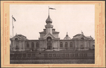 Pavilon mÄ›sta Prahu = Pavillon der Stadt Prag
